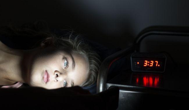 réveil nocturne